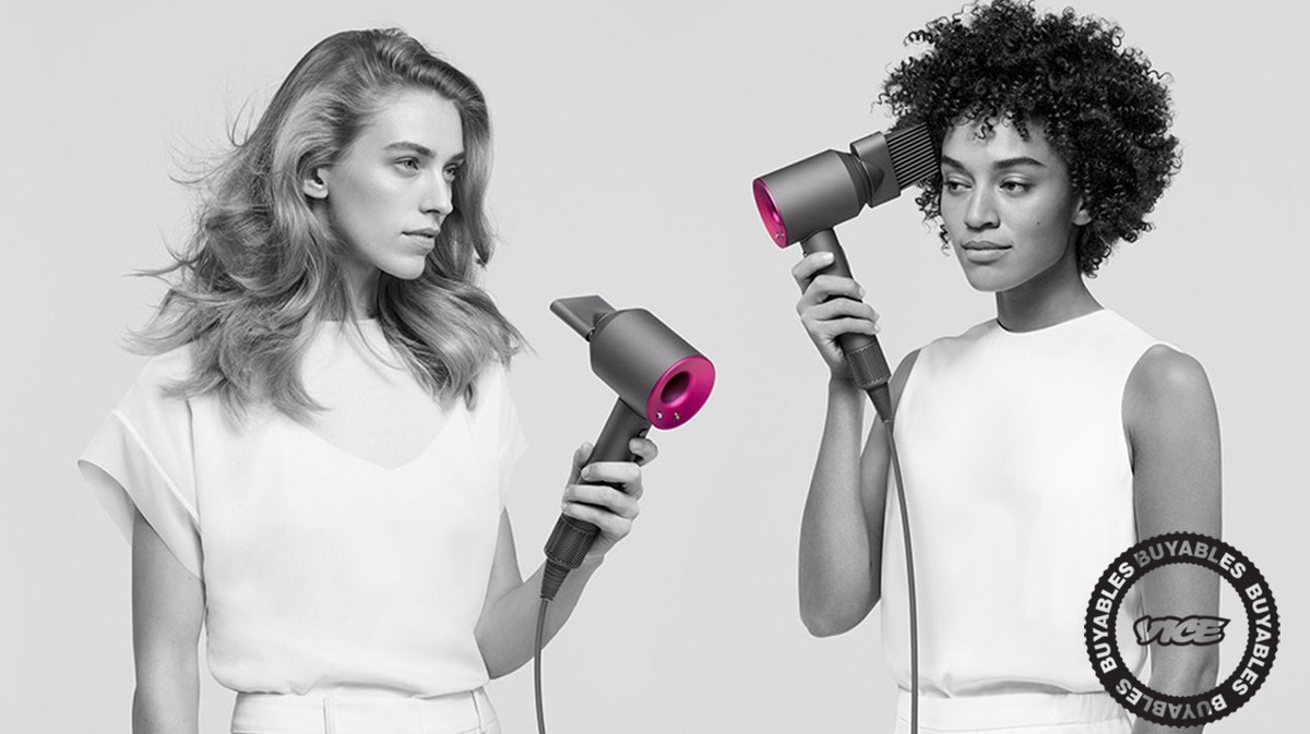 Dyson supersonic curly hair электросушилки дайсон