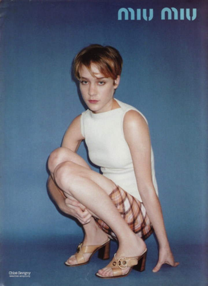7 of Chloë Sevigny's most iconic outfits - i-D