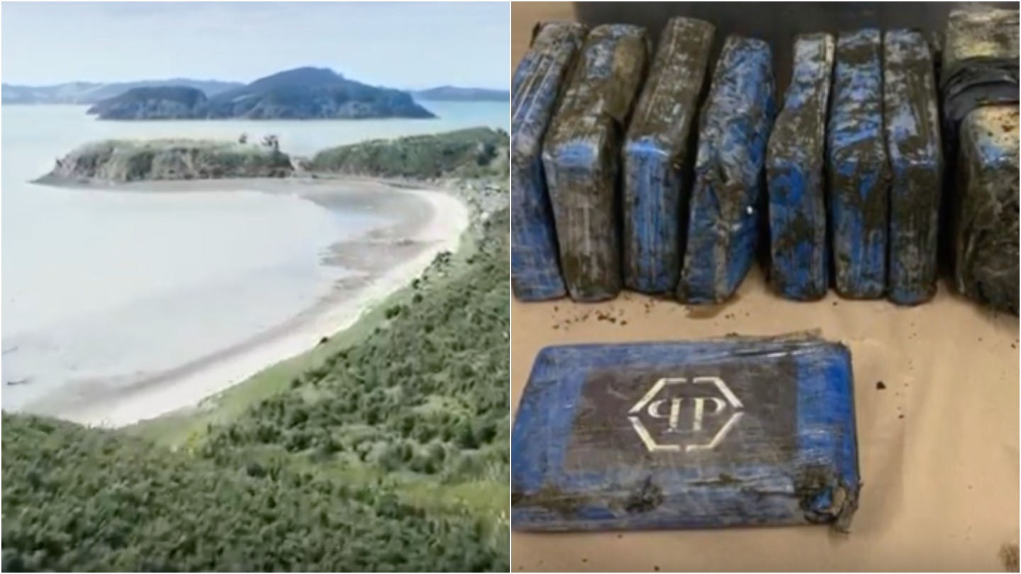 New Zealand Woman Finds $3 Million Worth of Cocaine Washed Up on a Beach