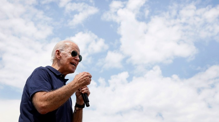 Iowa Democrats Are Getting Nervous About Biden's Trail of Gaffes