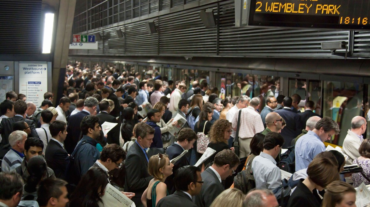 The Planet's Real Overpopulation Problem: Too Many Rich People