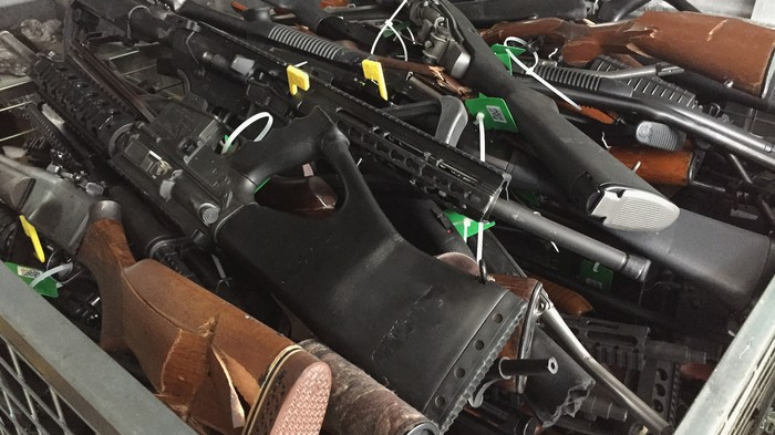 Here's How Many Guns People Have Already Handed Over in New Zealand (Hint: It's a Lot)
