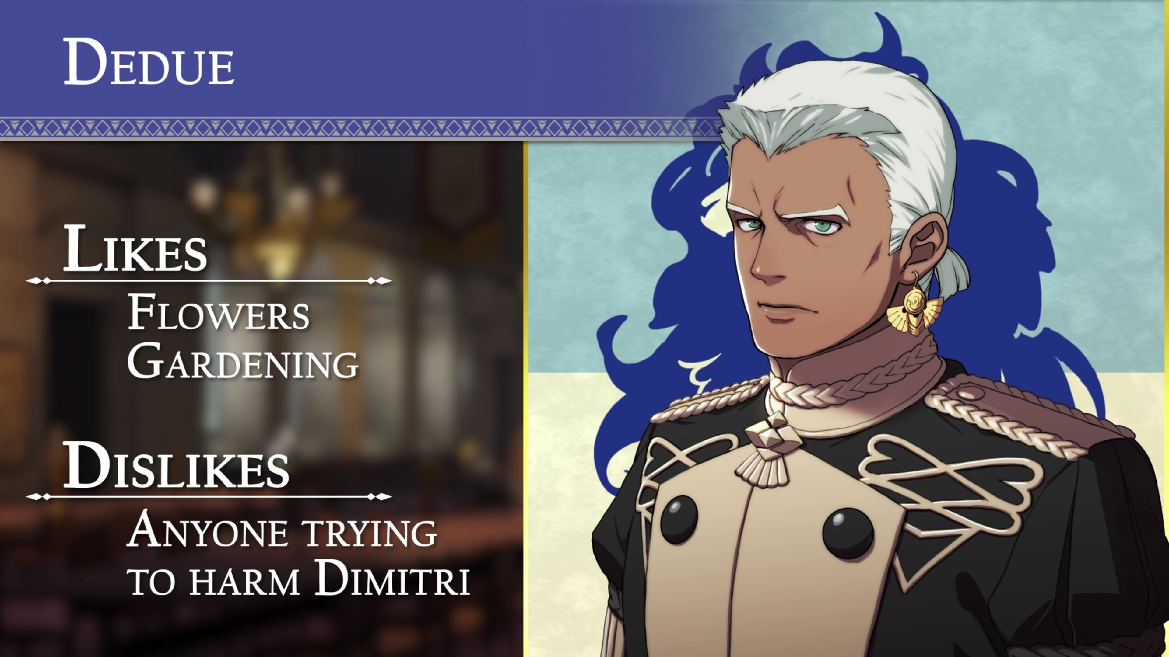 How To Recruit Dedue In Fire Emblem Three Houses Dedue molinaro is one of playable character in fire emblem: how to recruit dedue in fire emblem