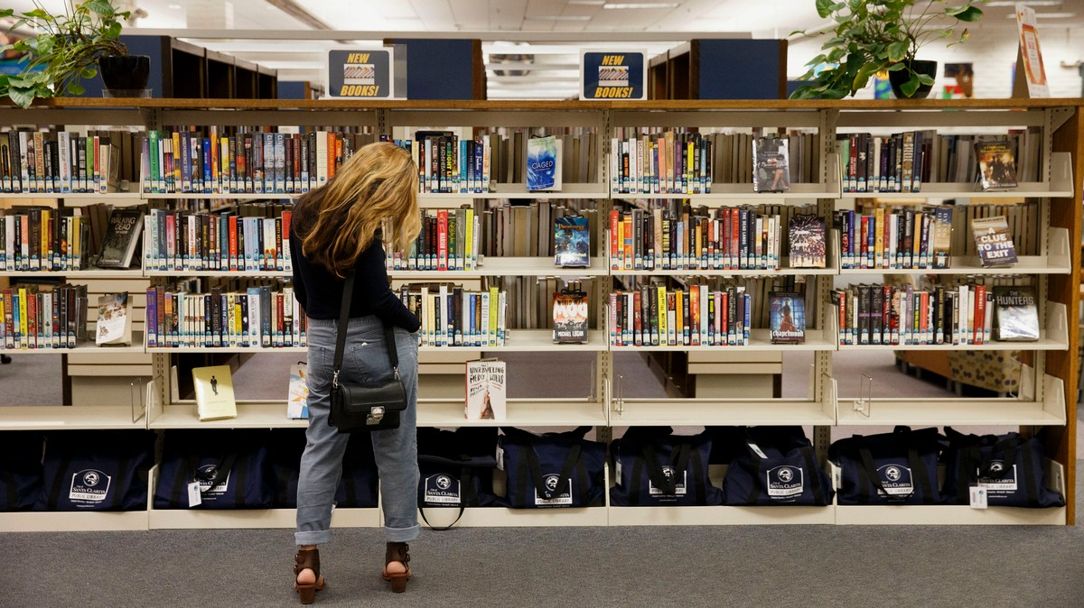 Libraries Are Telling People How Much Money They Save by Not Buying Books