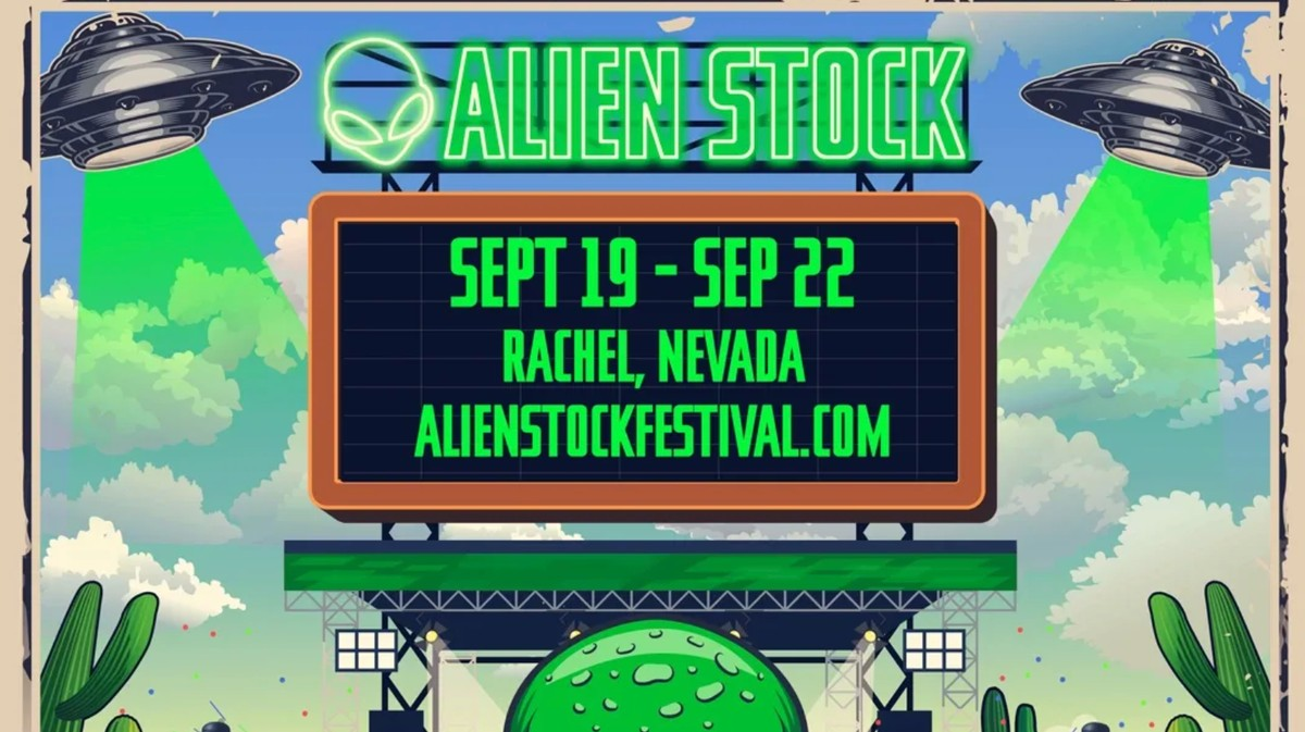 Storm Area 51's 'Alienstock' Festival Looks Like It's Going to Be a Disaster