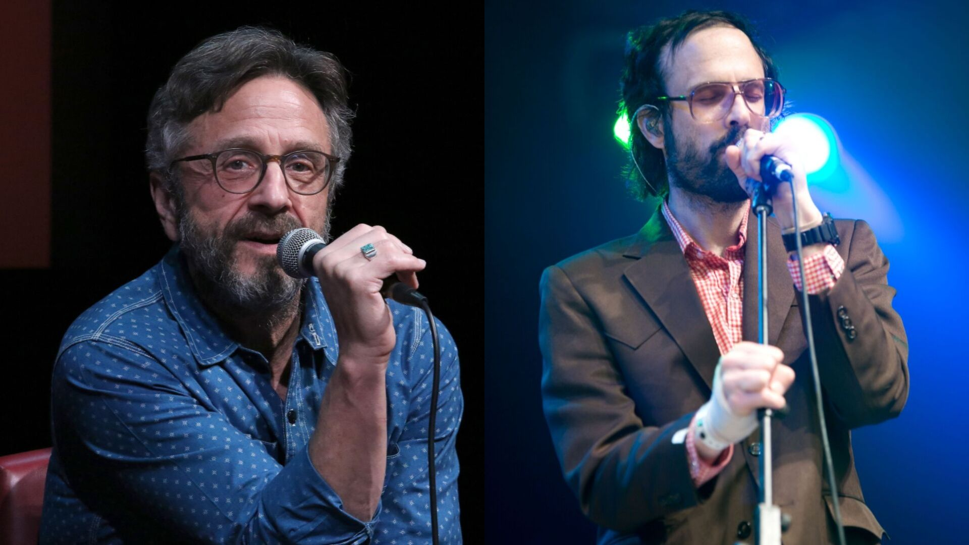 Listen to Marc Maron's Moving Tribute to David Berman on 'WTF' - VICE