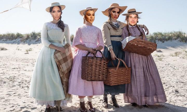'Little Women'? No Thanks, We Already Have the Kardashians - GARAGE