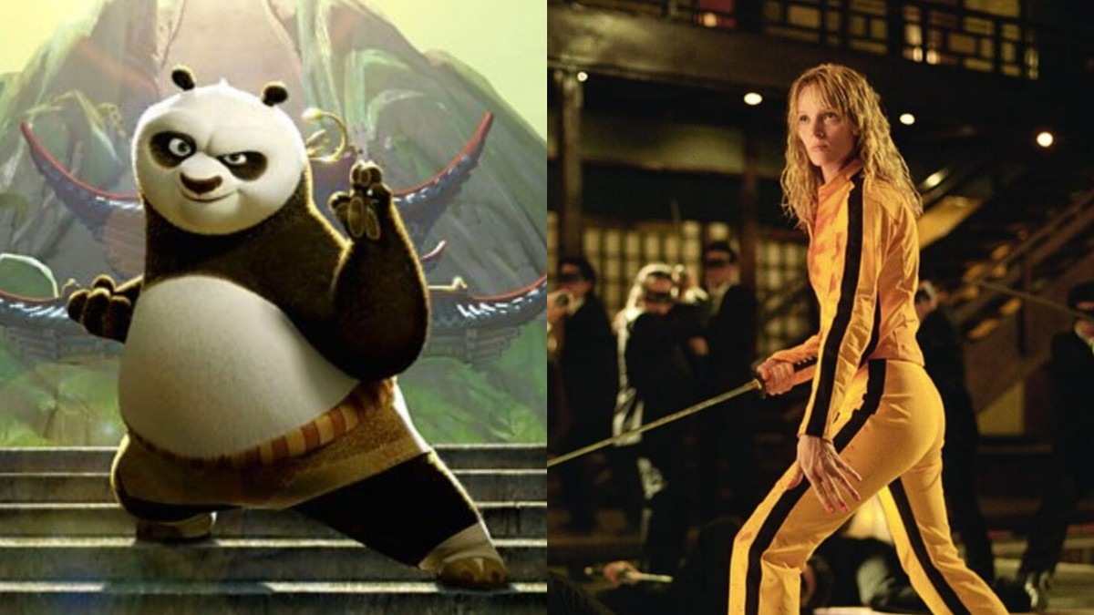 Quentin Tarantino Accuses 'Kung Fu Panda' of Ripping Off 'Kill Bill'