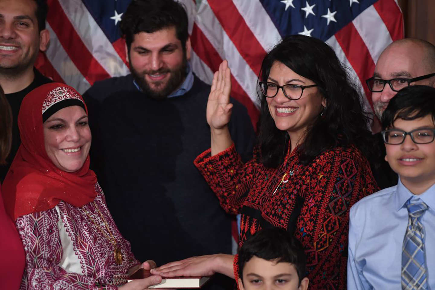 Rashida Tlaib and Ilhan Omar Were Going to Palestine, Not Israel - VICE
