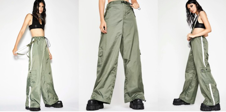Searching for The Big Pants/Little Shirt Girl
