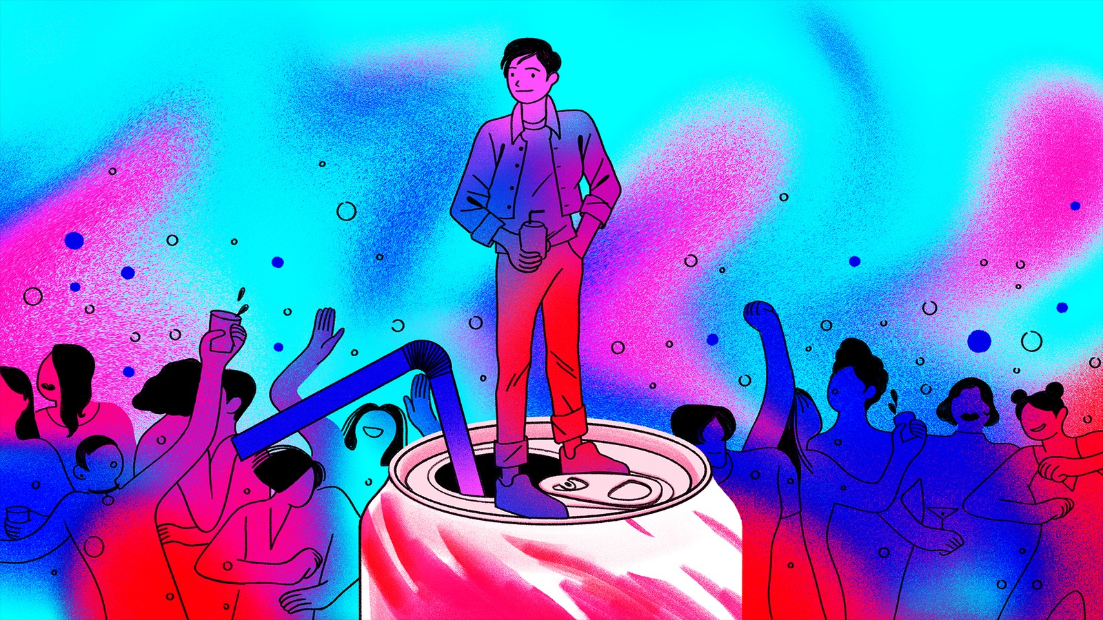 How Getting Sober Finally Made Me Cool