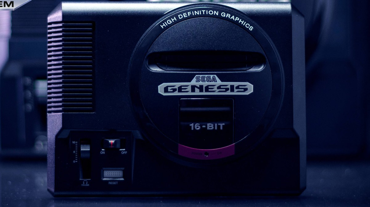 The 'Sega Genesis Mini' Faithfully Recreates the Experience of Not Having a SNES
