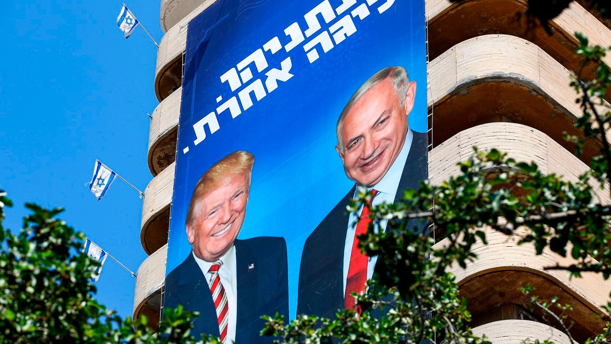 How the Trump-Netanyahu Bromance Could Backfire On Israel
