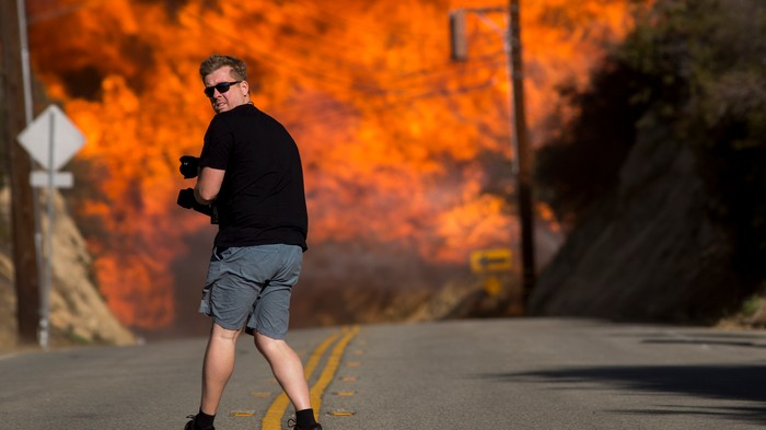 California Could Be on the Brink of Its Worst-Ever Wildfire Season