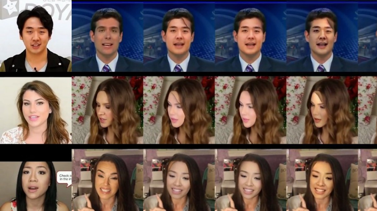 This Program Makes It Even Easier to Make Deepfakes
