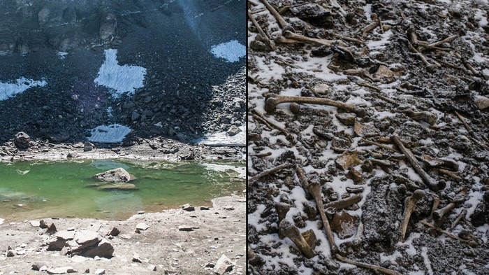 Nobody Knows Why Hundreds of People Died at This Creepy Himalayan Lake