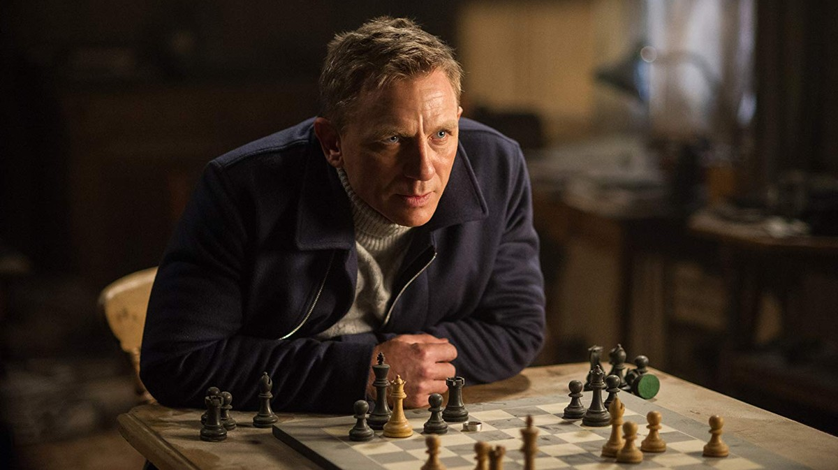 The New James Bond Movie Has a Name So Dumb It's Actually Incredible