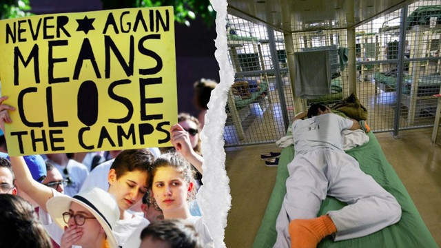 The Jews Organizing Against ICE to Stop Concentration Camps