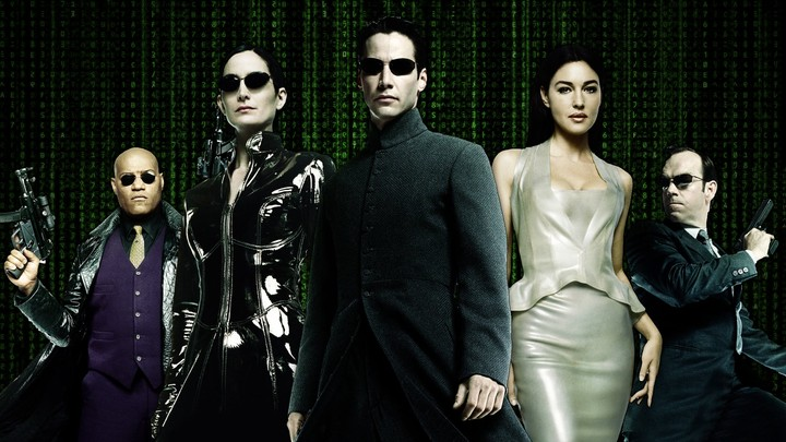 the return of 'the matrix' marks the peak of the 00s fashion revival