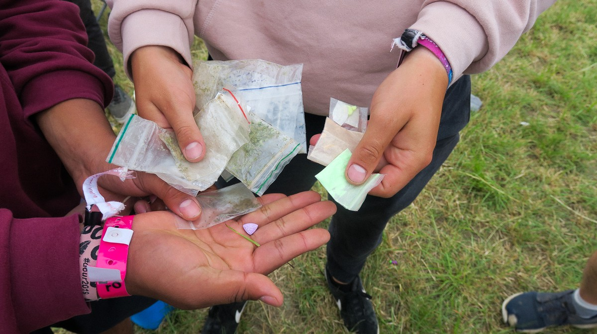 On a voulu savoir sous quelles drogues vous étiez dans plusieurs festivals belges