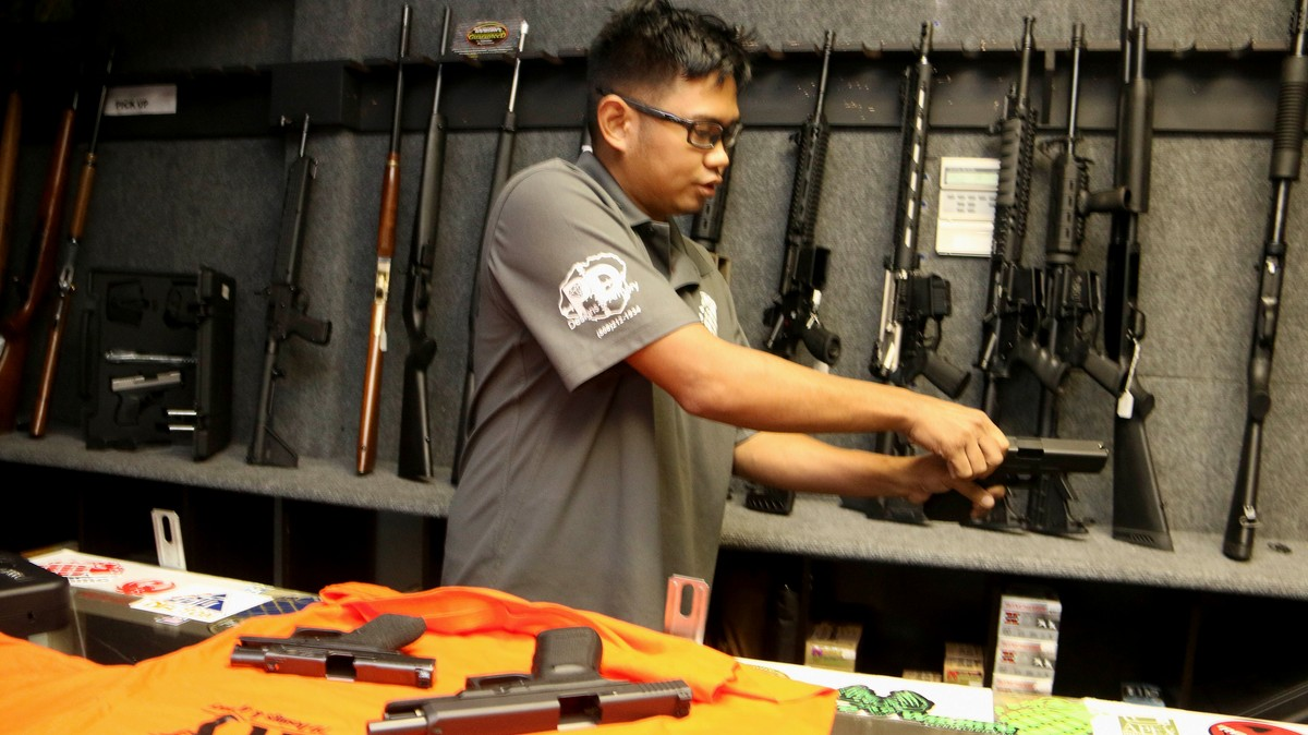Why the US Gun Violence Epidemic Hasn't Reached Hawaii