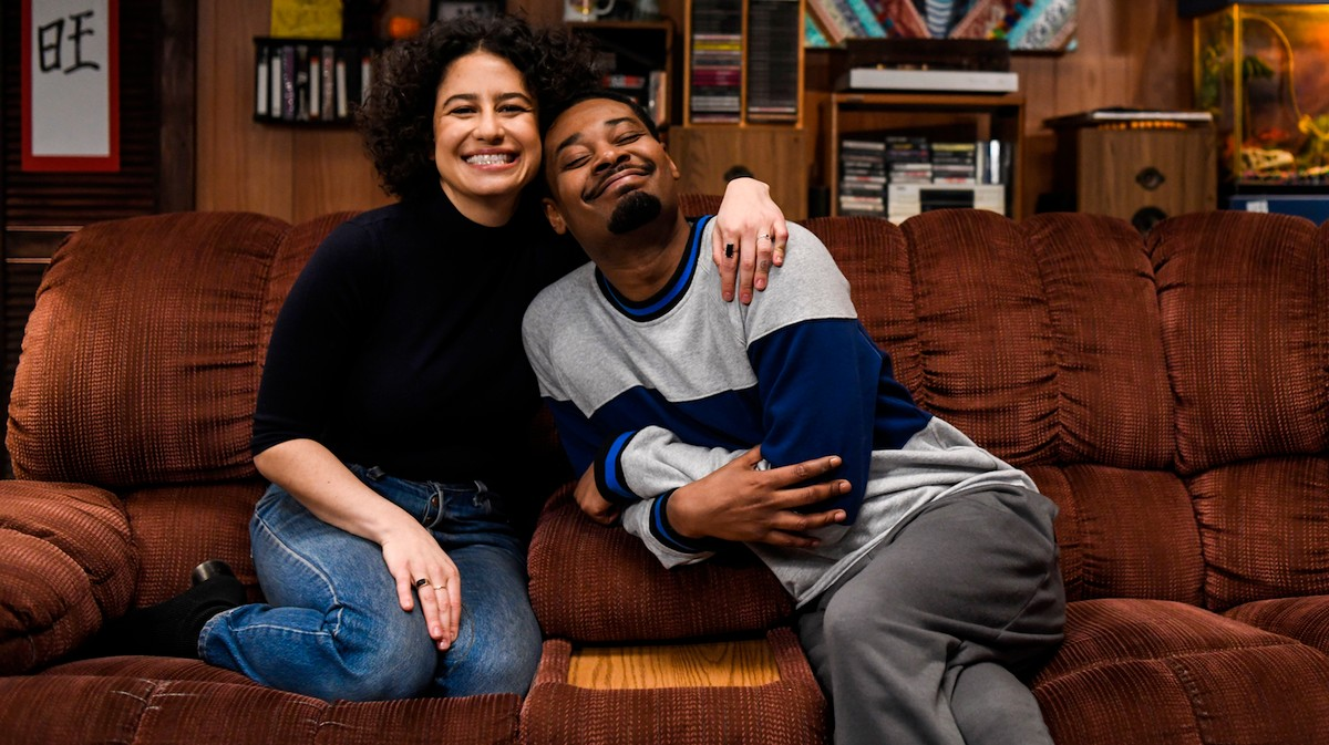 Danny Brown's New Celebrity Talk Show Is Weird Enough to Be Funny