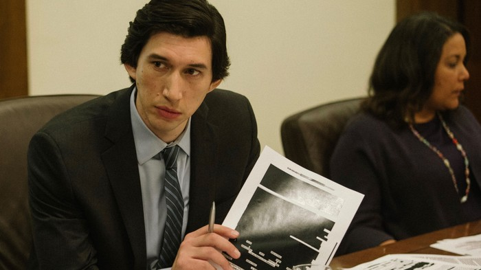 Watch Adam Driver Take on the CIA's Torture Program in 'The Report' Trailer