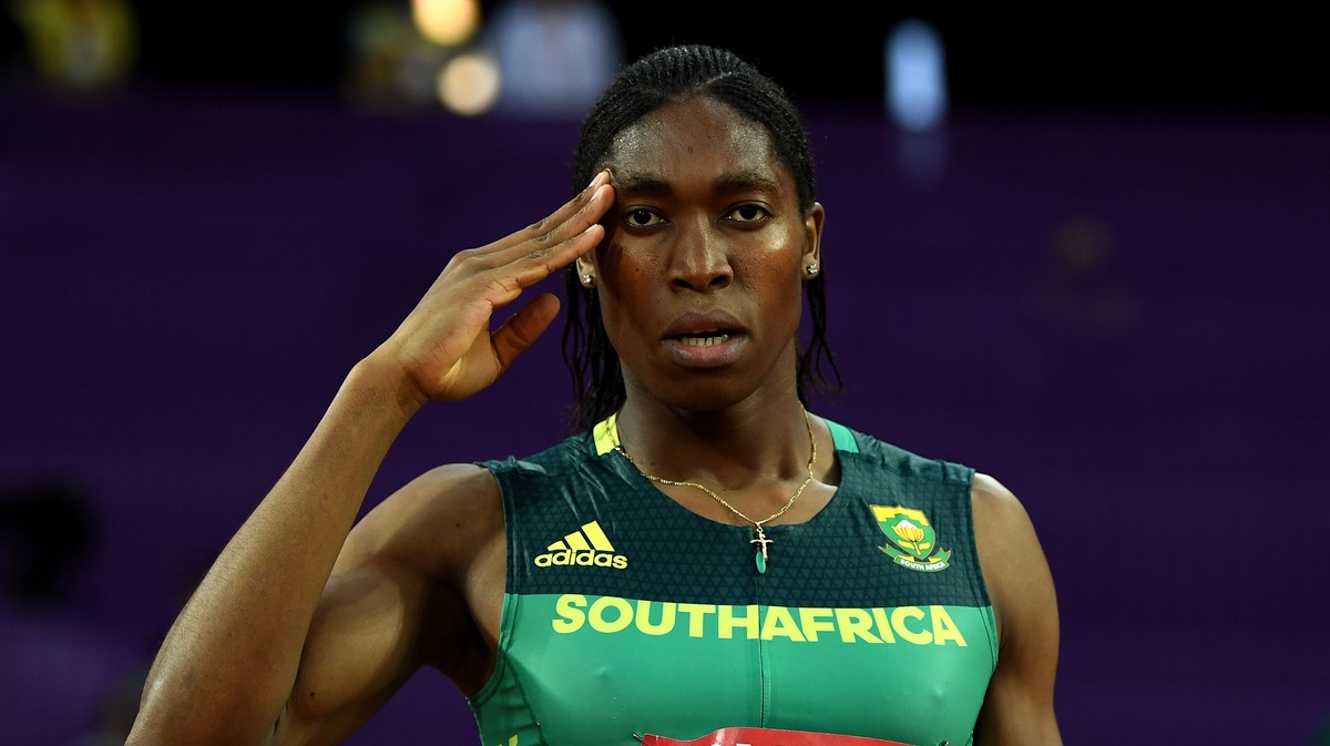 Turns Out One of The Studies Backing Caster Semenya's Ban Had a Huge Error