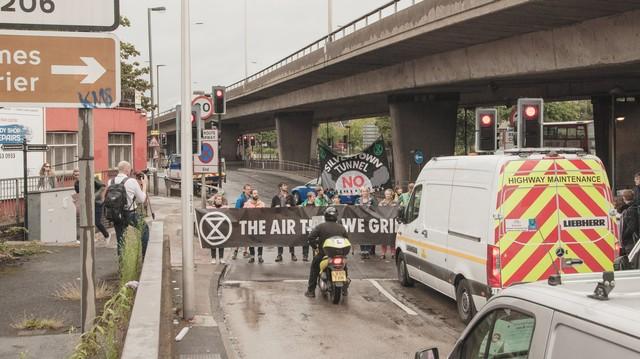 Sadiq Khan Declared Climate Emergency – He's Building This Huge Road Anyway
