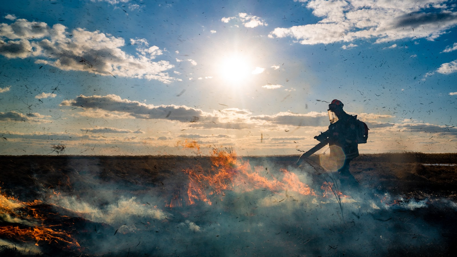 The Human Causes of the World's Crippling Megafires