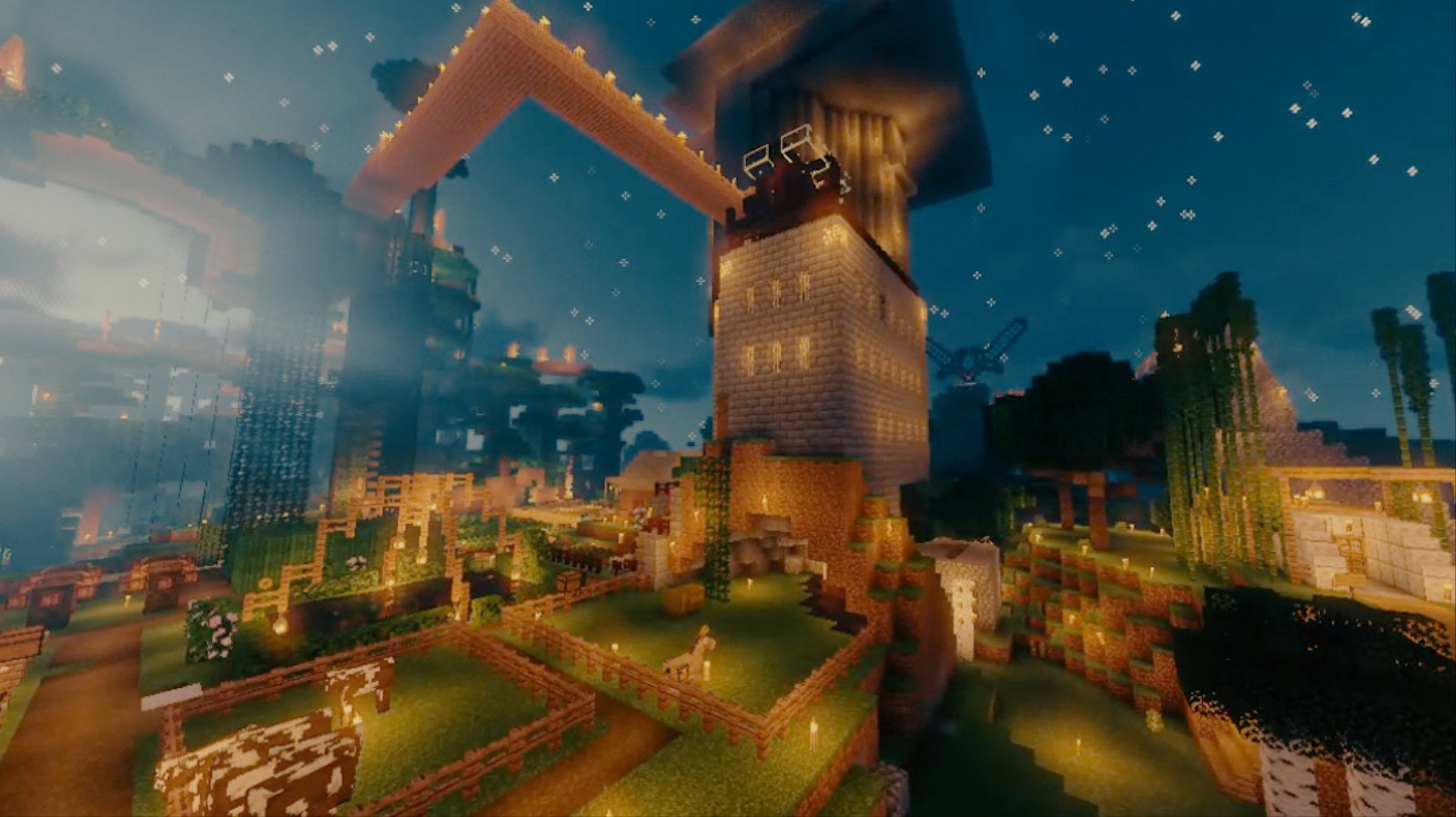 Un serveur Minecraft abrite un club ultra sélect