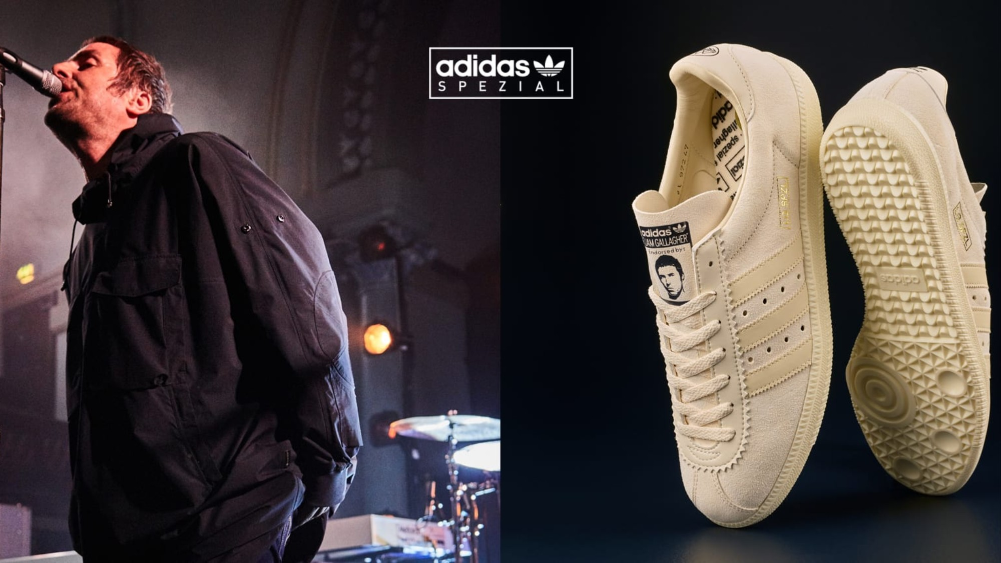 Call Your Brother A Potato In Liam Gallagher's New Adidas ...