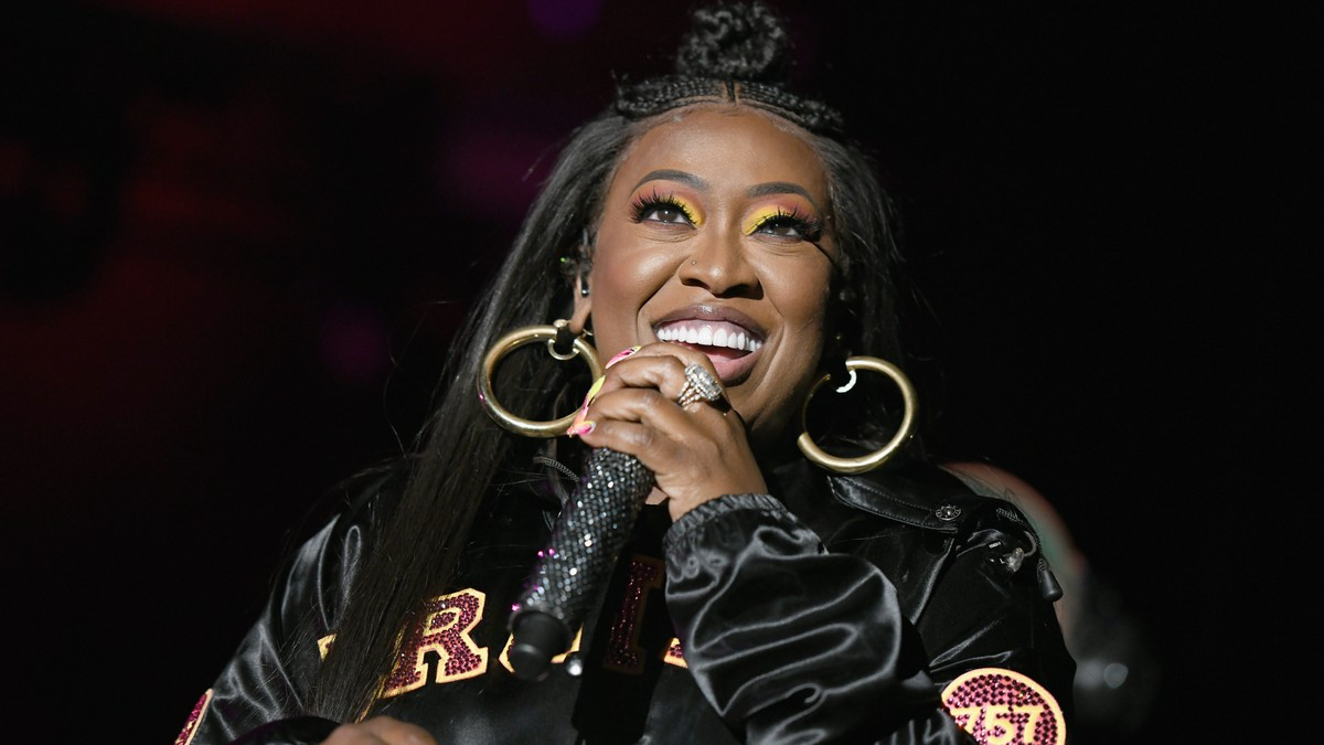 Missy Elliott's New Album 'Iconology' Is Here to Save Us All