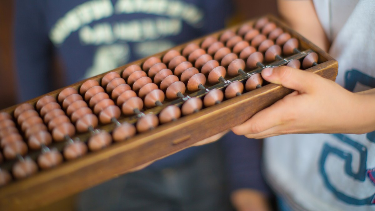 Thousands of Japanese Kids Are Still Learning Math on the Abacus