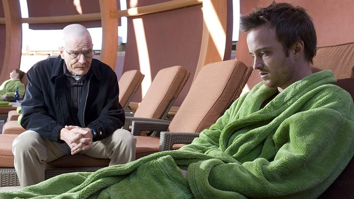 The Secret 'Breaking Bad' Movie Is Already Done Filming, Somehow