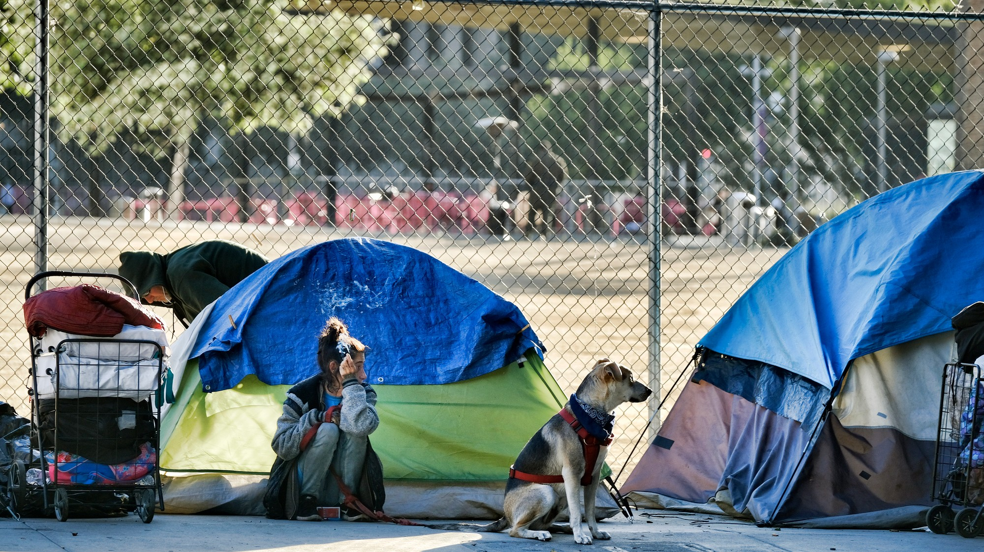 Los Angeles Might Start Punishing Homeless People Based on