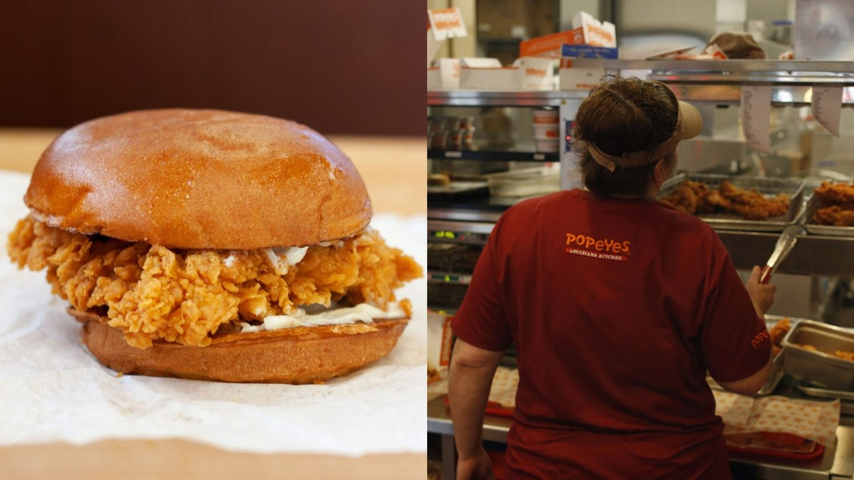 Please Don't Meme Overworked Popeyes Employees