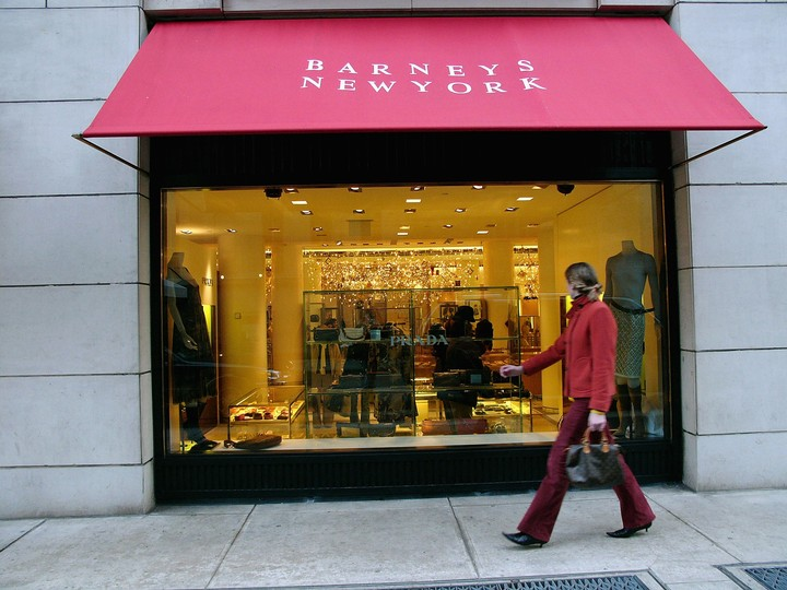 Was the Writing On The Wall For the Demise of Luxury Retailers All Along?