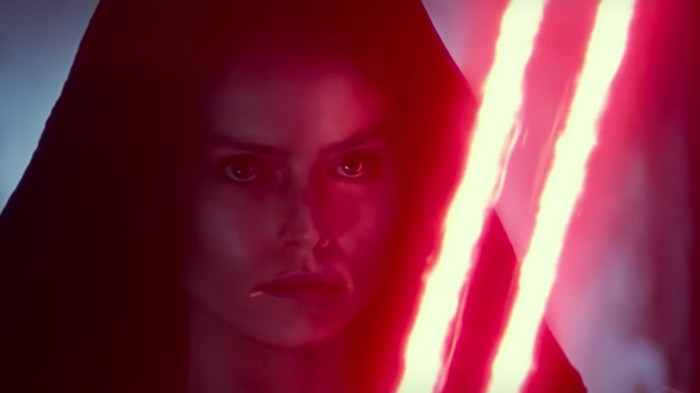 The 'Star Wars: The Rise of Skywalker' Trailer Just Dropped and We Have a Question