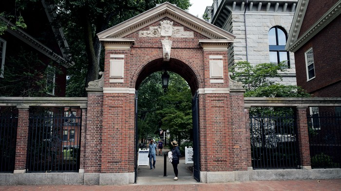 Palestinian Harvard Freshman Sent Back to Lebanon After Border Officials Searched His Computer and Phone