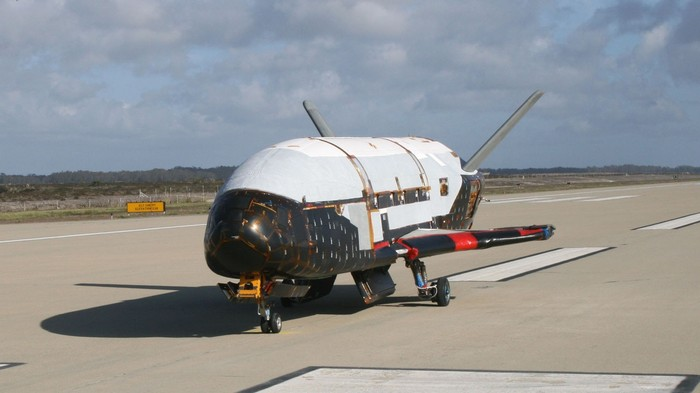 A Top Secret Air Force Space Drone Has Been Orbiting Earth for Almost 2 Years