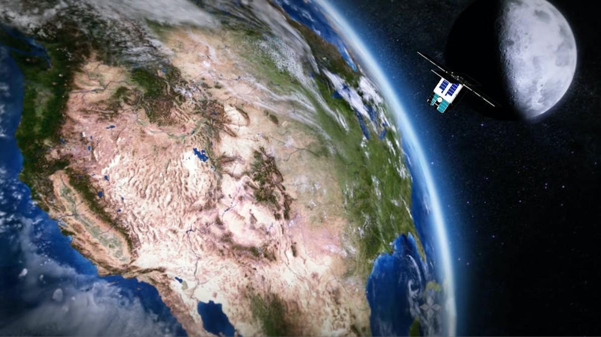 NASA Has Turned on a Deep Space GPS