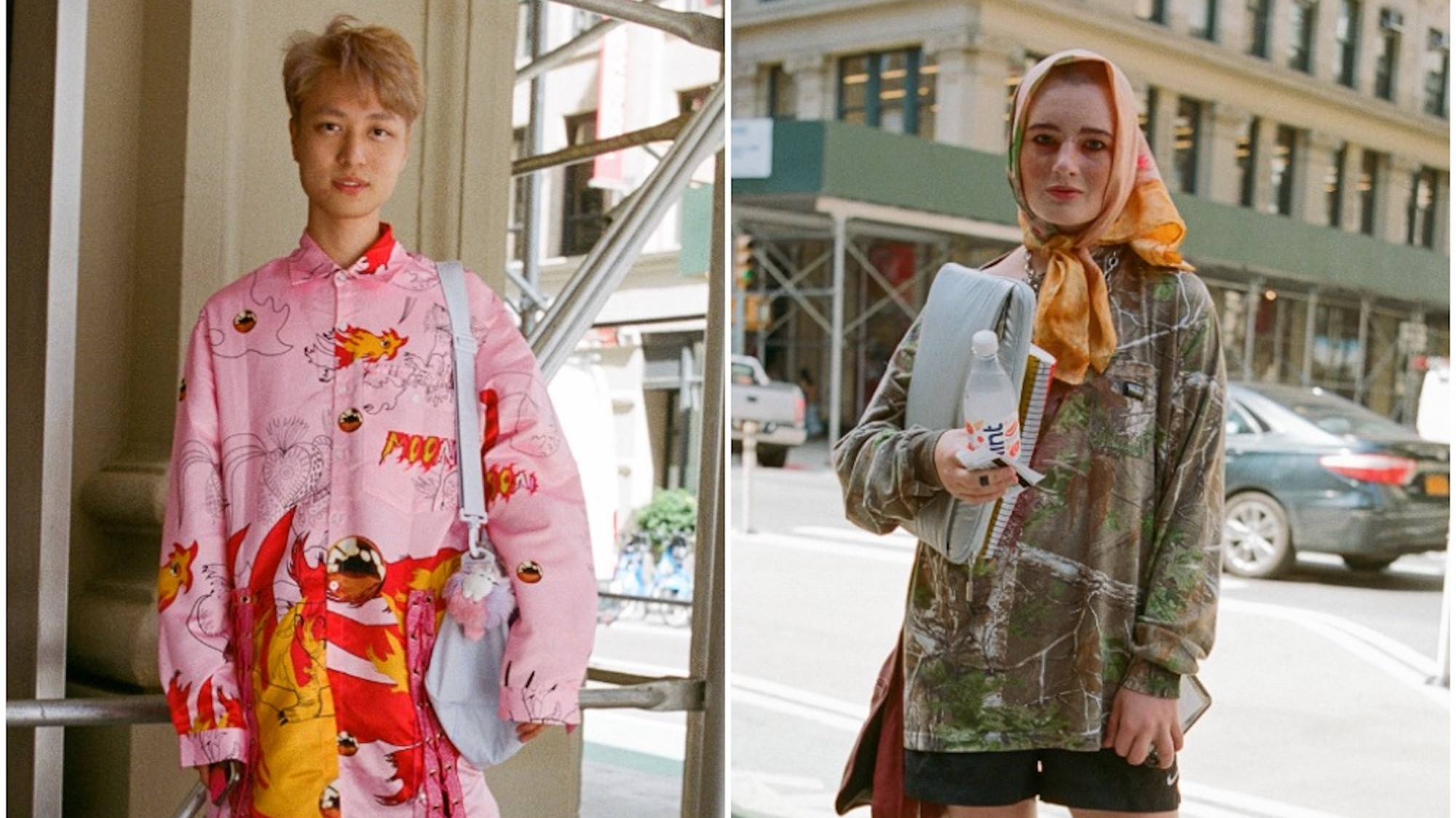 See How Nyc Students Dressed For Their First Day Of School I D