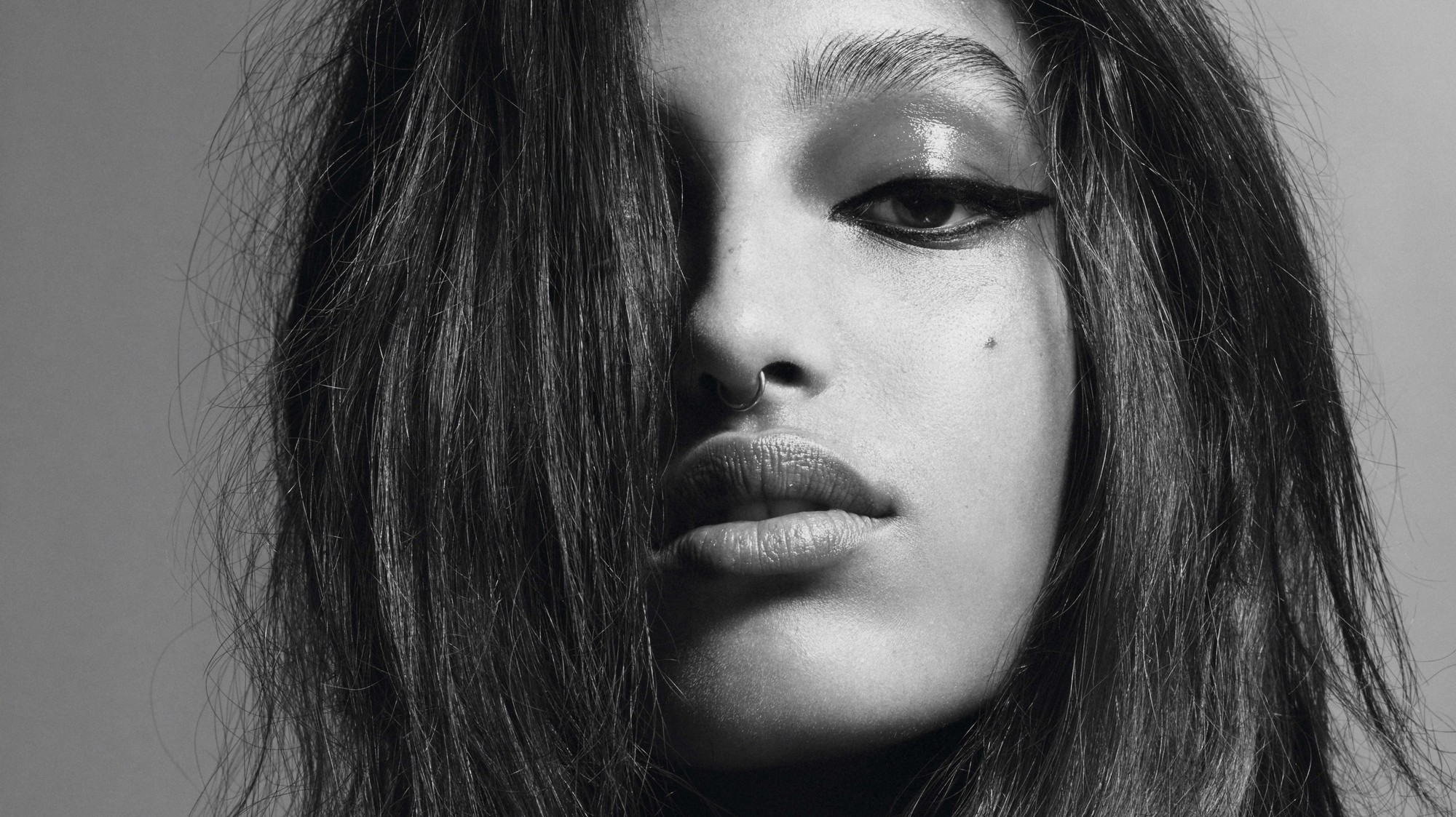 Mona Tougaard cover story, interview and photoshoot i-D