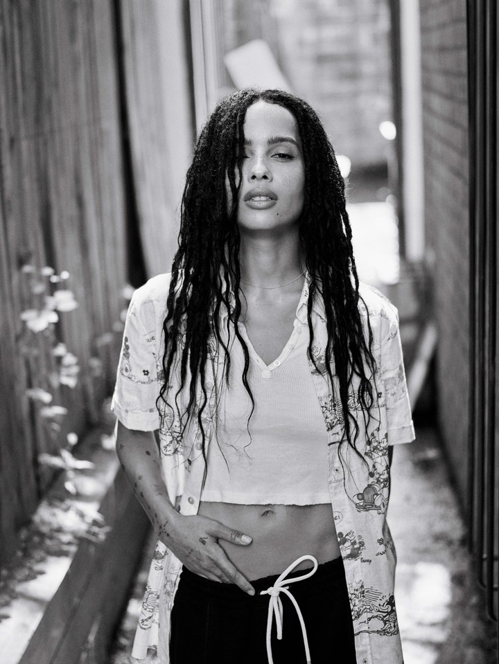 how zoe kravitz became the most wholesome force in hollywood