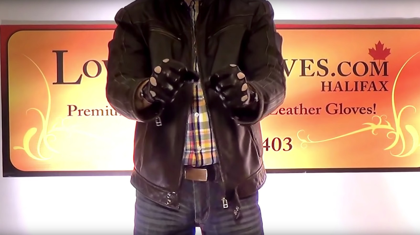 This Late-Night Glove Salesman Masturbating Story Is Very Weird but Also True