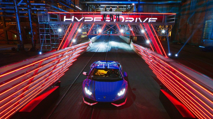 'Hyperdrive' Is the Best Netflix Show You're Not Watching Yet