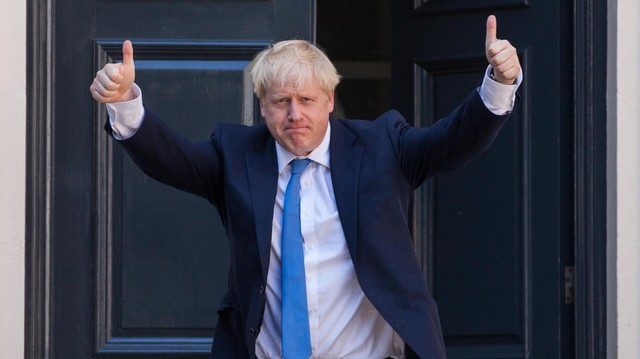 Worst Hot Take of the Week: The Queen Actually Letting Boris Suspend Parliament