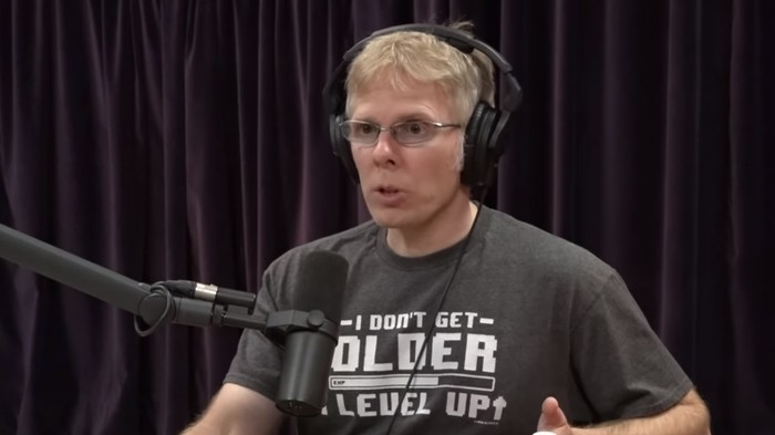 'Doom' Programmer John Carmack Says Games Industry Doesn't Need Laws Against Crunch