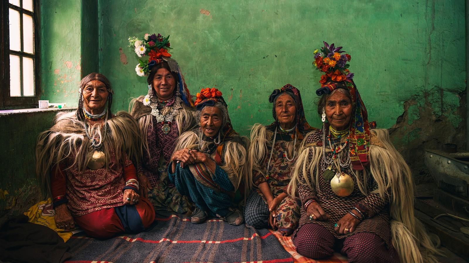 Avec les dernières tribus aborigènes de l'Inde